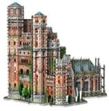 3D 845 Piece Jigsaw - Game of Thrones - The Red Keep